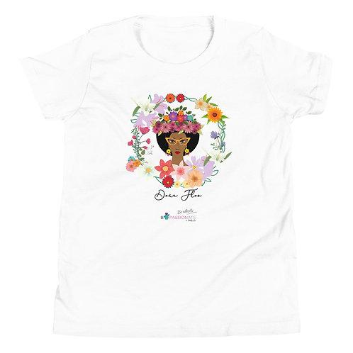 Teen T-shirt 'Mis Flowers'