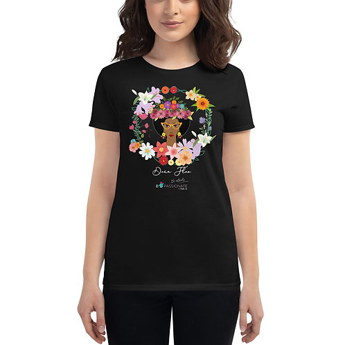 Camiseta mujer 'Doña Flor'