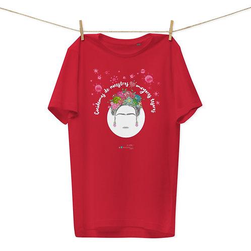 Camiseta algodón orgánico 'Mayores tesoros'