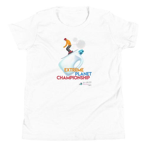 Teen T-shirt 'Planet Championship'