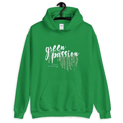Sudadera varios colores 'Green Passion'