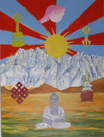 la voie tibetaine.JPG