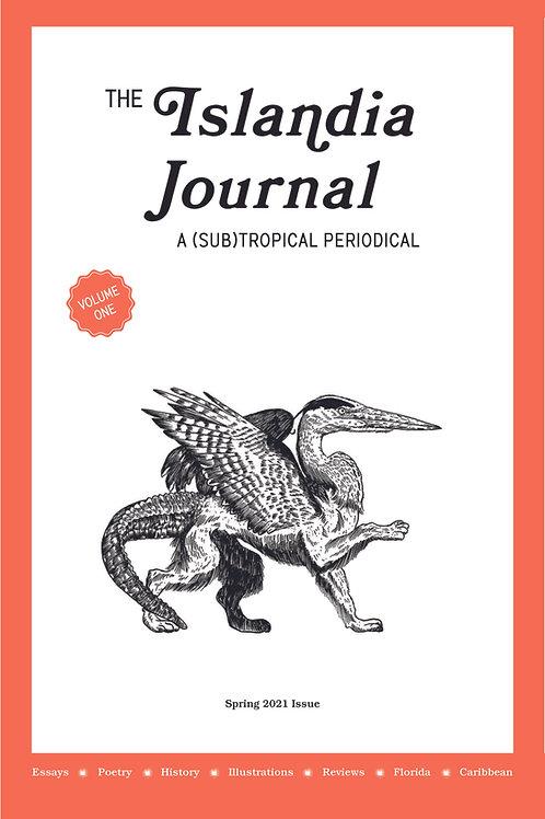 Islandia Journal Volume I