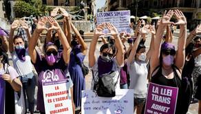 """Ana de Blas: """"La ley trans vulnera los derechos de las mujeres, no es feminista"""""""