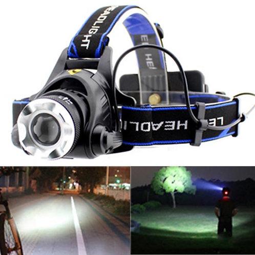 米国CREE社製T6超高輝度LEDヘッドライト