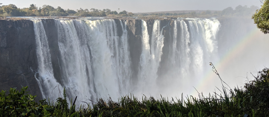 Making the most of 23 hours in Victoria Falls, Zimbabwe