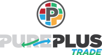 PURE PLUS Trade Logo PNG Transparent - N