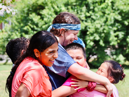CAMP RISE- all the feels for our first ever Summer Camp!