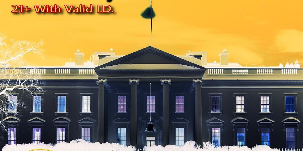 Presidential Thursdaze 05:00PM - 10:00 PM