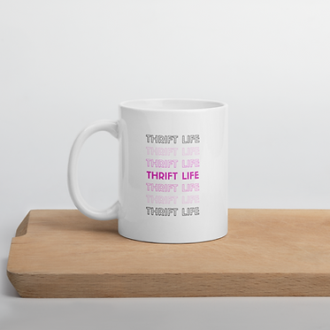 Thrift Life Mug