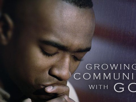 Growing In Communion With God