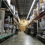 Our 5,000 sqr ft Warehouse ships products to customers throughout the Midwest.