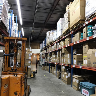 Our 5,000 stocking warehouse allows our Wholesale customers to never be out of stock.