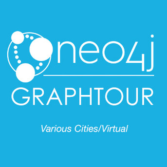 F2F EVENTS [2019-2020] Sponsor @ Neo4j GraphTours