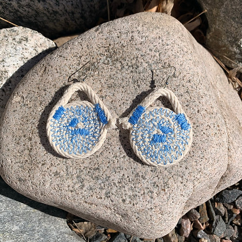 Medium Coil Earrings