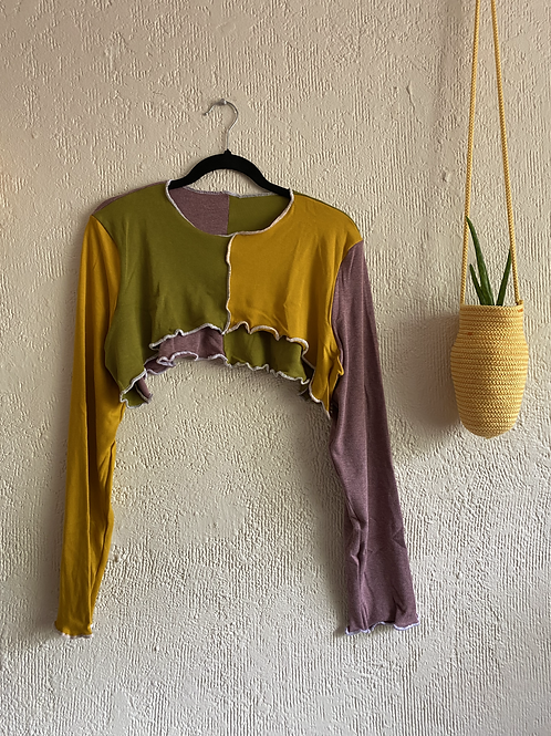 ONE SIZE Long Sleeve Top