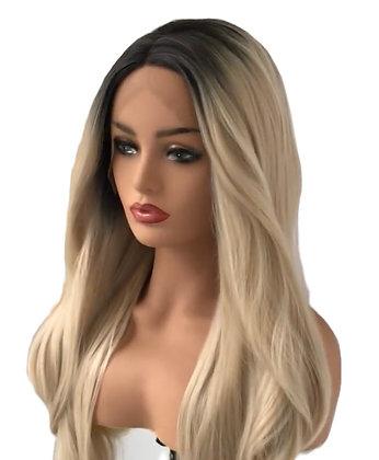 613 Ash Blonde Lace Frontal Unit 20''
