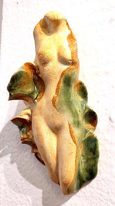 "4"" Wall Goddess Figurine"