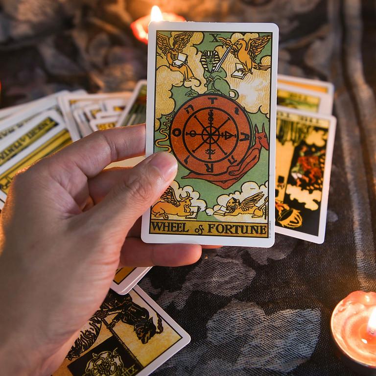 New Moon Astrology Evening Ft. Goddess Burn