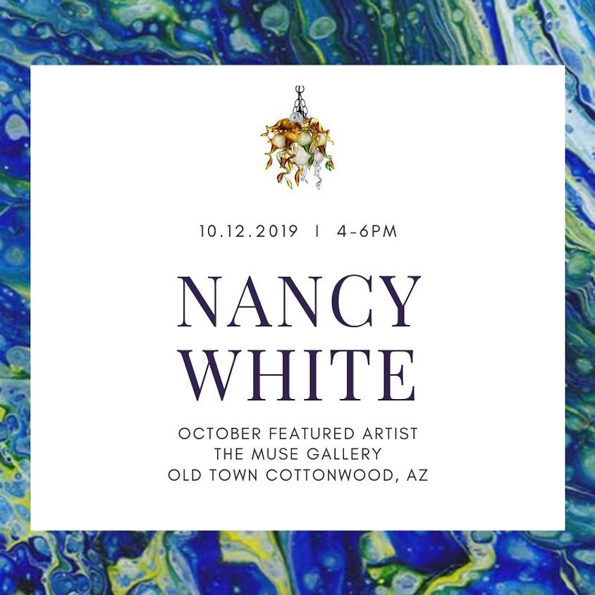 Nancy White, October Featured Artist