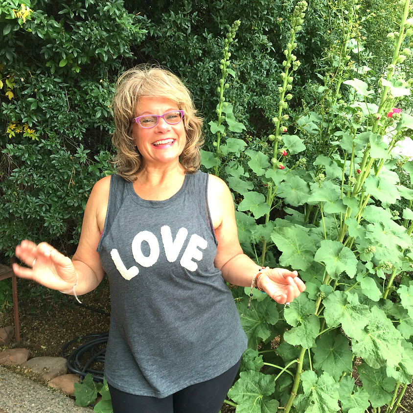 Garden Yoga with Roxi