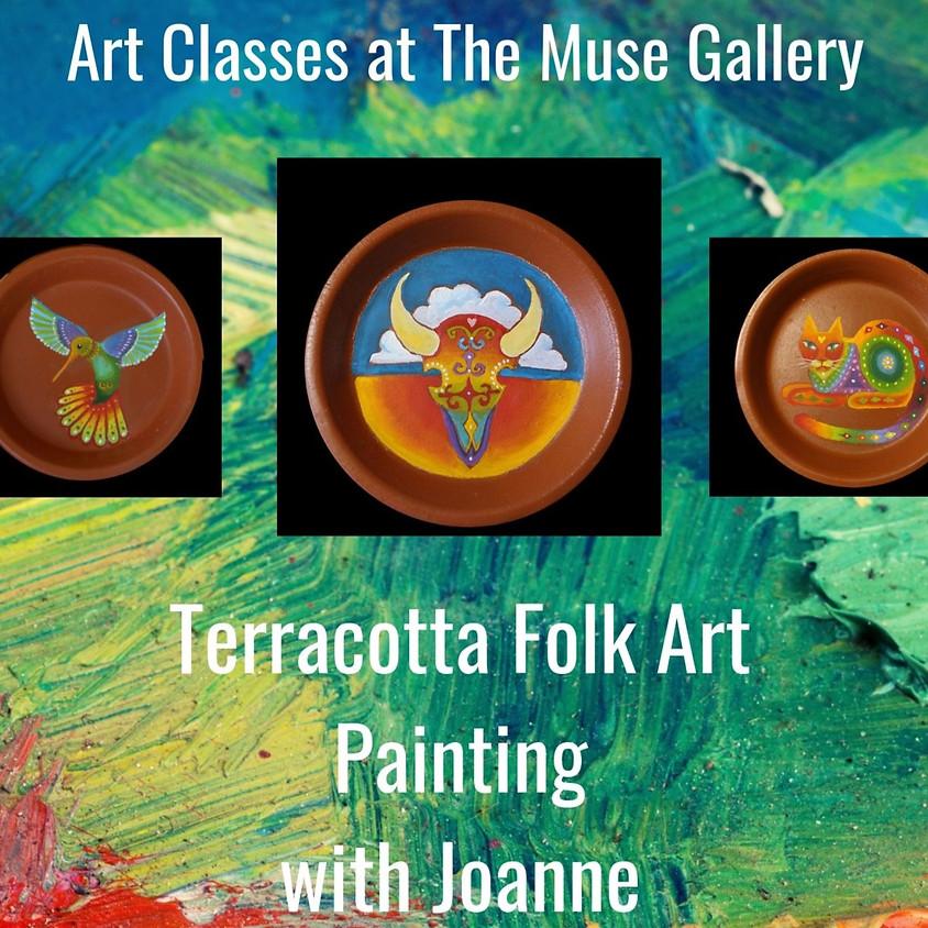 Folk Art with Joanne