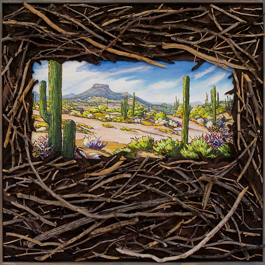 Featured Artist Aug 10th: Nancy A Michaelson!
