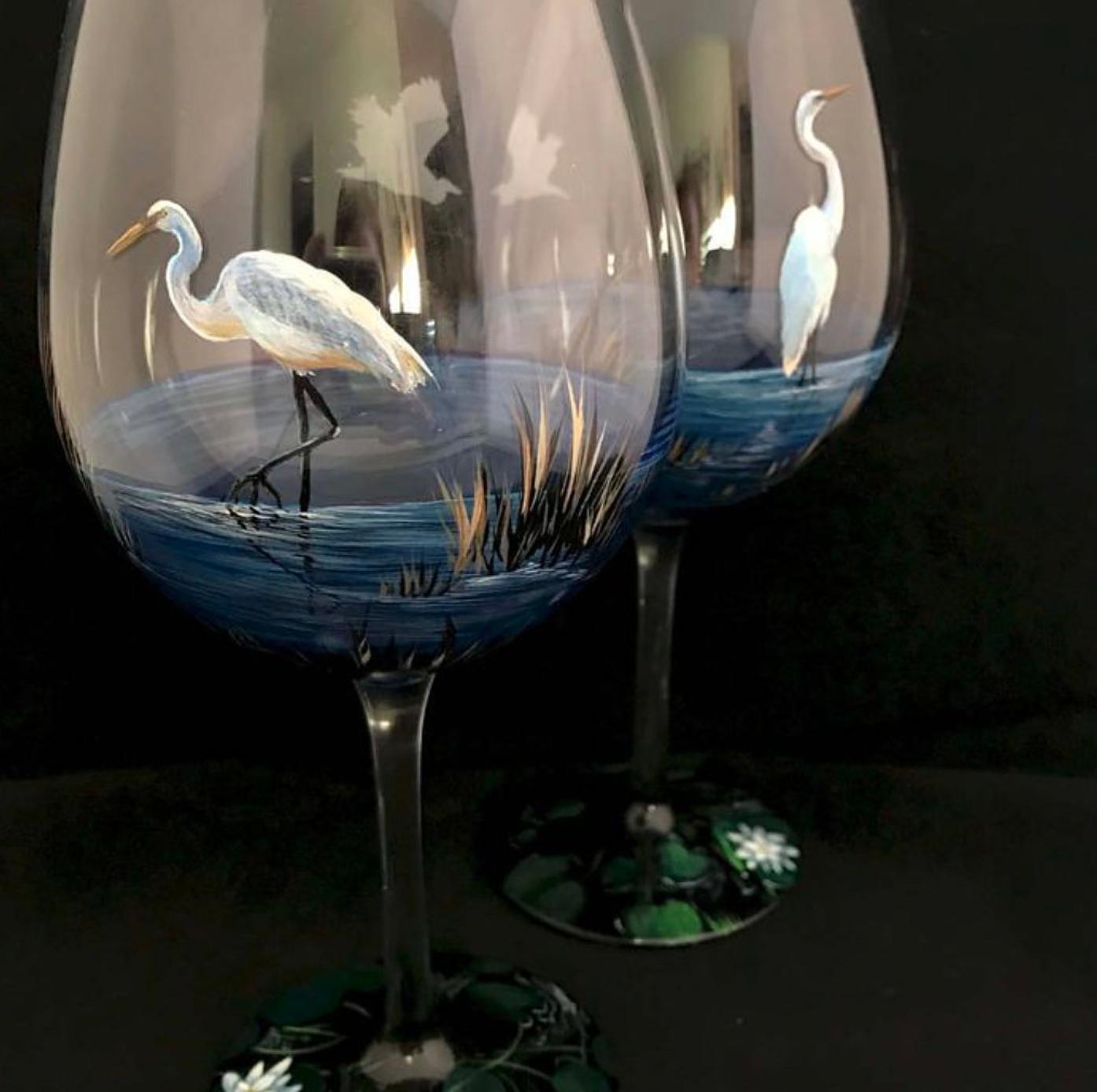 Verde River Herons