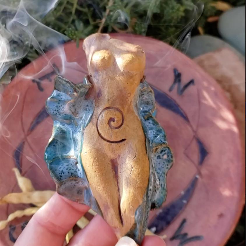 Solstice Goddess Blessing Ritual