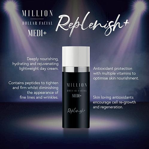Medi + Replenish & Daily Moisturiser
