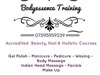 Beauty Courses September & October