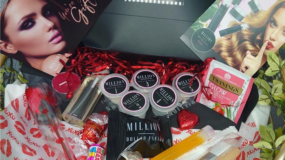 Valentines Million Dollar Secrets Facial To Go