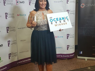 Winner Independent Beauty Therapist Of The Year 2019