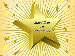 Star Client Of The Month