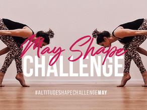 Altitude Shape Challenge - May 2021!