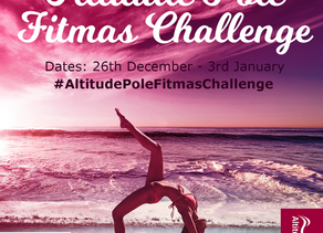 Altitude Pole Fitmas Challenge