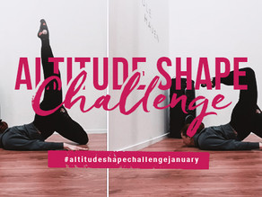 Altitude Shape Challenge - January 2021