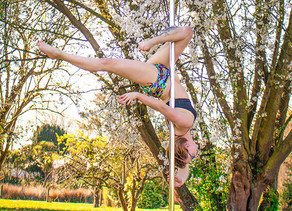 Jen's Journey - arthritis, a thirst for a challenge and a growing love for pole and aerials