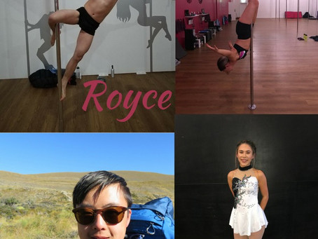 Five minutes with Royce and Toni