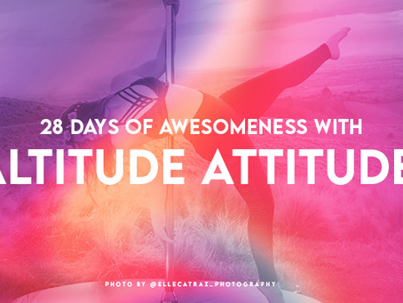 Why you've gotta sign up to this year's Altitude Attitude!