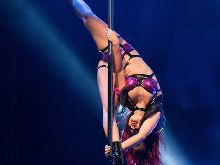 Why Pole Dancing is awesome and other things