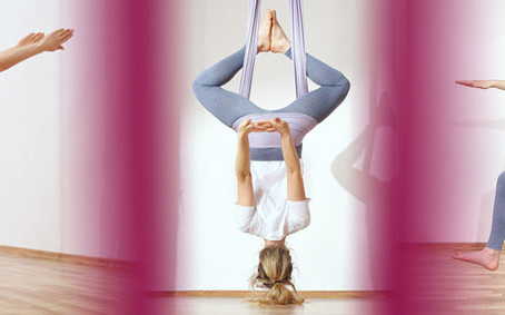 So what exactly is this Aerial Yoga thing??