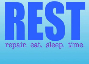 Five top tips for rest and recovery