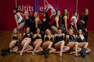 Altitude Pole Dance and Aerial Instructors