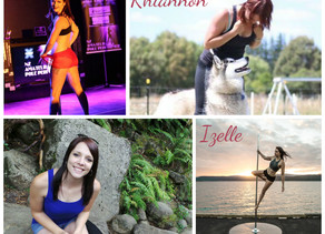 Five minutes with Rhiannon and Izelle