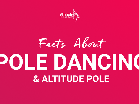 Facts on Pole Dancing & Altitude - Infographic Style!