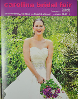 Carolina Bridal Fair Cover