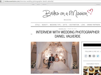 Posing, Pancakes, and Costa Rica: My Interview for a National Wedding Blog