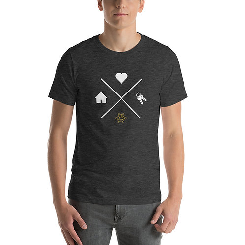Love UNiTY Short-Sleeve Unisex T-Shirt