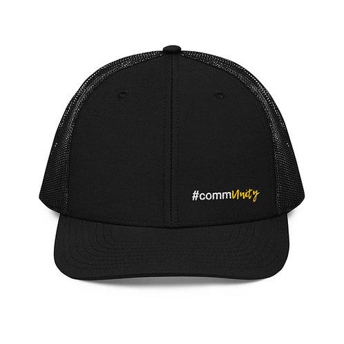 #commUNiTY Trucker Cap